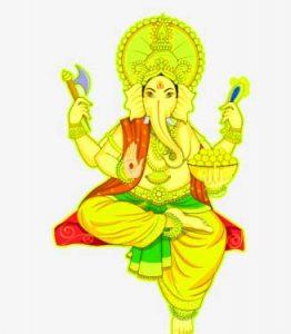 Bal Ganesha Images