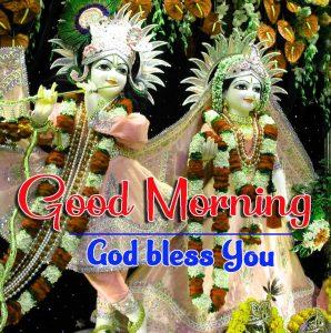 Good Morning Radha krishna Images
