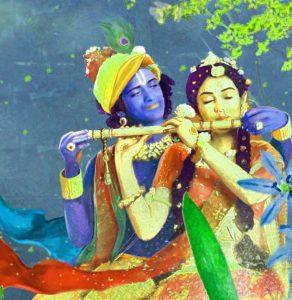 d Cartoon Radha Krishna Images