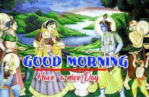 Radha Krishna Good Morning Images