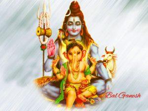 Lord Shiva Ganesha Images Pics Wallpaper Download Free