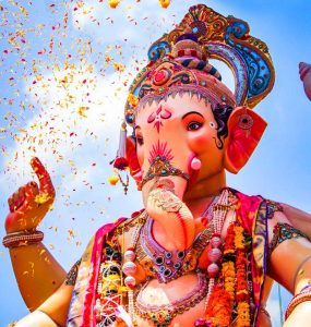 Hindu God Ganesha Images Pics Free Download