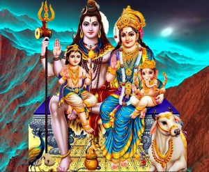 Top God Images pics Wallpaper With Shiva & Parvati